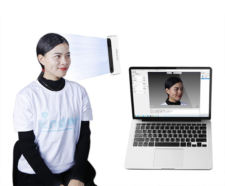 3D Scanner CR-Scan 01