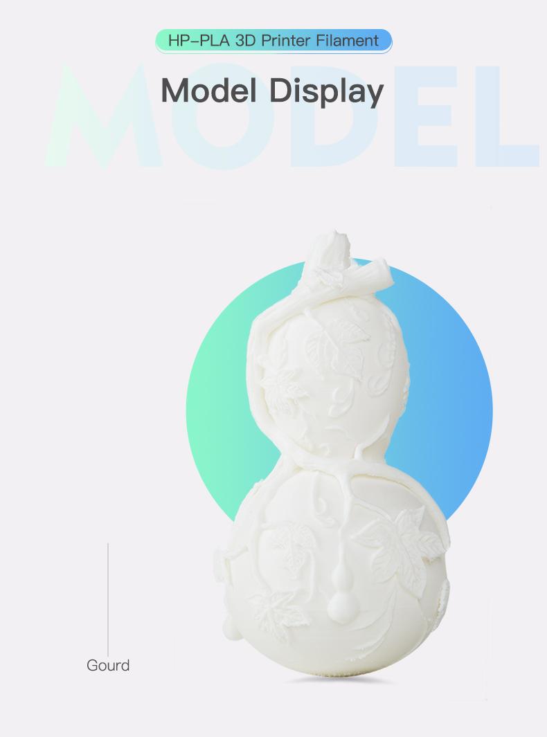 HP PLA 3D Printer Filament